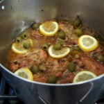 Tagine-less Chicken with Olives and Lemons