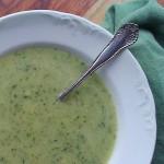 Zucchini Bikini Soup